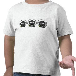 Cute Cartoon Lamb T Shirts