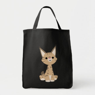 Cute Cartoon Lynx Bag