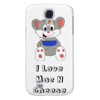 Cute Cartoon Mouse Galaxy S4 Case
