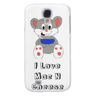 Cute Cartoon Mouse Samsung Galaxy S4 Cases
