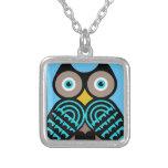 Cute Cartoon Owl Necklace