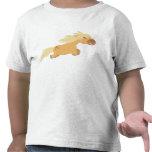 Cute Cartoon Palomino Pony Children T-shirt