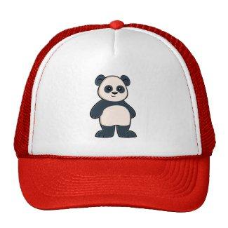 Cute Cartoon Panda Hat