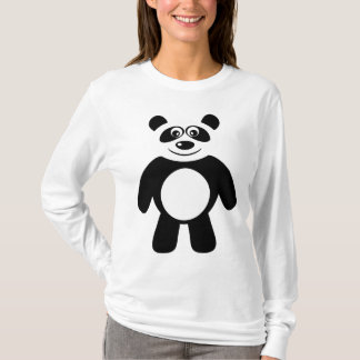Cute Cartoon Panda Hoody