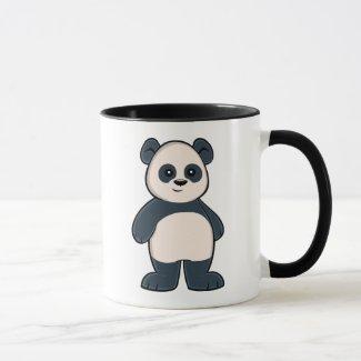 Cute Cartoon Panda Mug