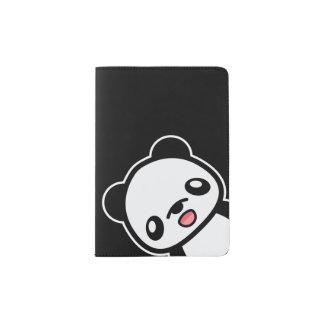 Cute Cartoon Panda Passport Holder