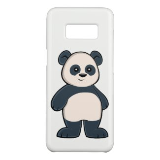 Cute Cartoon Panda Samsung Galaxy S8 Case