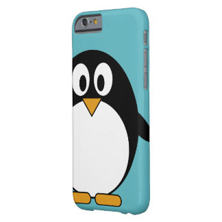 Cute Cartoon Penguin Barely There iPhone 6 Case