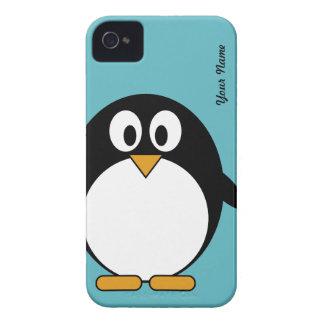Cute Cartoon Penguin - Blackberry Cover