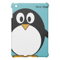 Cute Cartoon Penguin Case For The iPad Mini