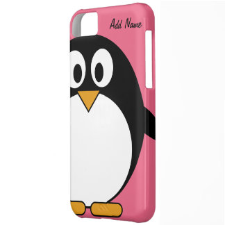 Cute Cartoon Penguin - ipod touch Cover For iPhone 5C