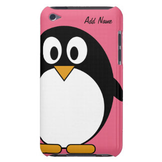 Cute Cartoon Penguin - ipod touch iPod Touch Cover
