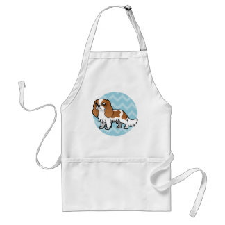 Cute Cartoon Pet Adult Apron
