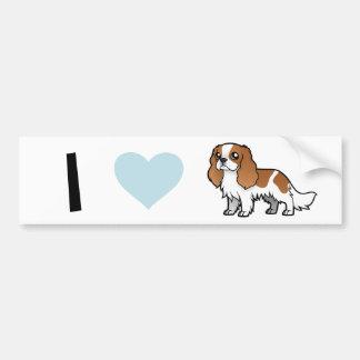 Cute Cartoon Pet Bumper Sticker