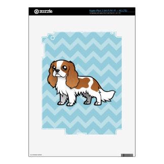 Cute Cartoon Pet Decal For iPad 3