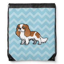 Cute Cartoon Pet Drawstring Bag