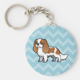 Cute Cartoon Pet Keychain