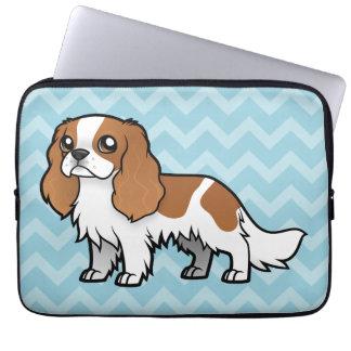 Cute Cartoon Pet Laptop Sleeve