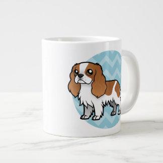Cute Cartoon Pet Large Coffee Mug