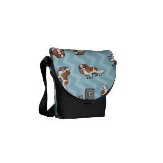 Cute Cartoon Pet Messenger Bag