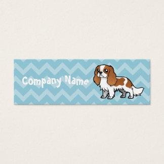 Cute Cartoon Pet Mini Business Card