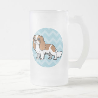Cute Cartoon Pet 16 Oz Frosted Glass Beer Mug