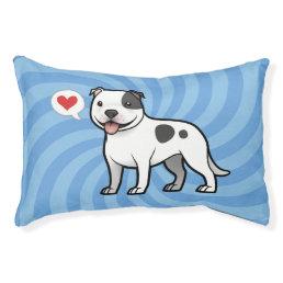 Cute Cartoon Pet Pet Bed