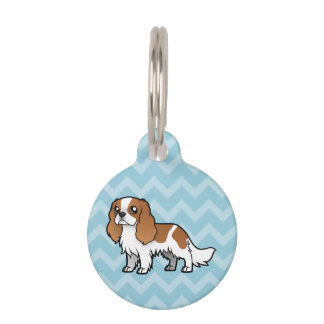 Cute Cartoon Pet Pet Tag