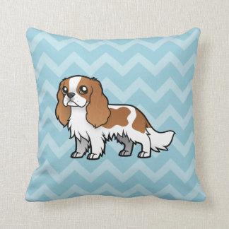 Cute Cartoon Pet Throw Pillows
