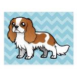 Cute Cartoon Pet Post Card