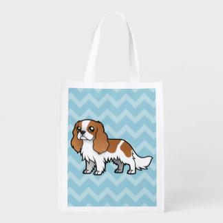 Cute Cartoon Pet Reusable Grocery Bags