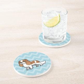 Cute Cartoon Pet Sandstone Coaster