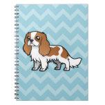 Cute Cartoon Pet Spiral Notebooks