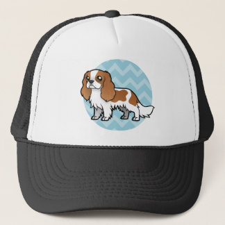 Cute Cartoon Pet Trucker Hat