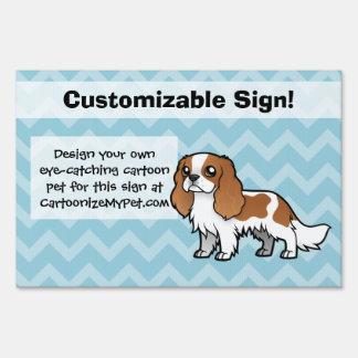 Cute Cartoon Pet Yard Sign