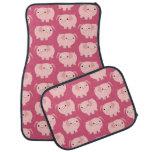 Cute Cartoon Pigs Car Mats Floor Mat