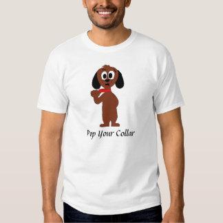 Cute Cartoon Puppy Shirt