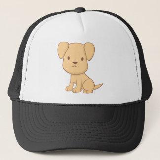 Cute Cartoon Puppy Shirts Trucker Hat