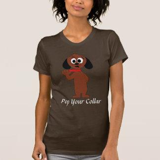 Cute Cartoon Puppy Tee Shirt