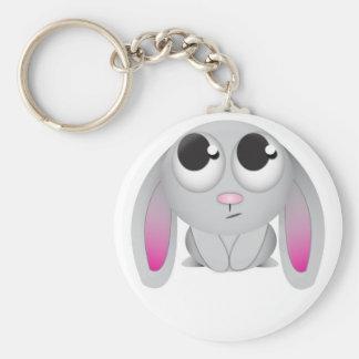 Cute Cartoon Rabbit Keychain