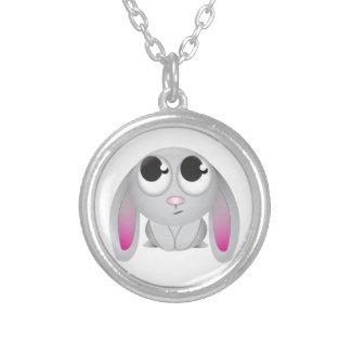 Cute Cartoon Rabbit Custom Jewelry