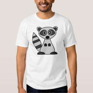 Cute Cartoon Raccoon Dresses