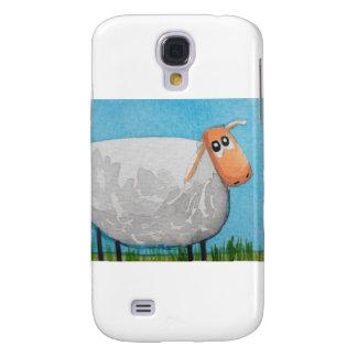 Cute cartoon sheep Gordon Bruce art Samsung S4 Case
