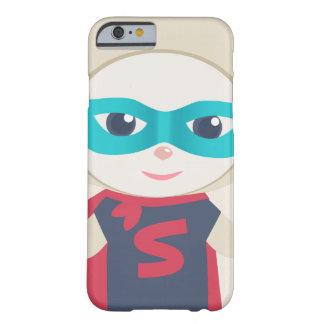 Cute cartoon sheep Super Hero Barely There iPhone 6 Case