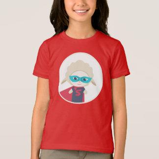 Cute cartoon sheep Super Hero / T-Shirt