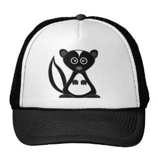 Cute Cartoon Skunk Customizable Hat