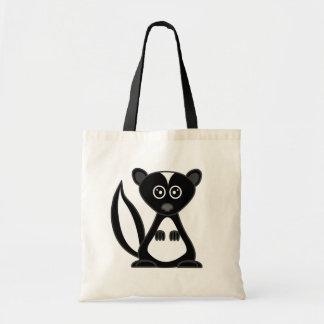 Cute Cartoon Skunk Tote Bag