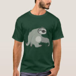 Cute Cartoon Sloth in a Hurry T-Shirt