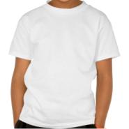 Cute Cartoon Tap Dancing Wildebeest Kids T-Shirt