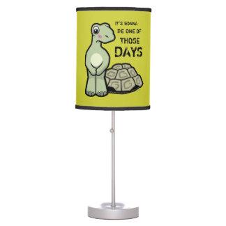 Cute Cartoon Tortoise without Shell Desk Lamp